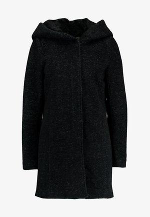 ONLSEDONA MARIE COAT - Abrigo corto - black melange