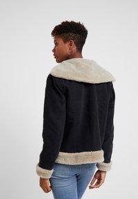 ONLY - ONLJUSTINE - Winter jacket - black - 2