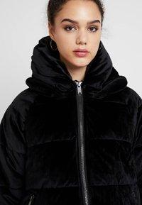ONLY - ONLNEW PAULA OVERSIZED - Zimní bunda - black - 3