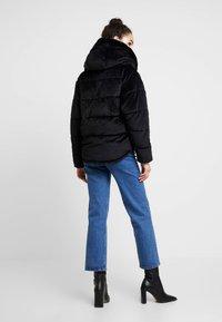 ONLY - ONLNEW PAULA OVERSIZED - Zimní bunda - black - 2