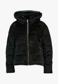 ONLY - ONLNEW PAULA OVERSIZED - Zimní bunda - black - 4