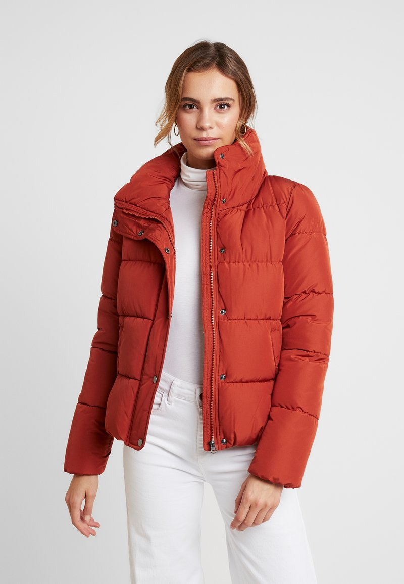 ONLY - ONLCOOL PUFFER JACKET - Winter jacket - arabian spice