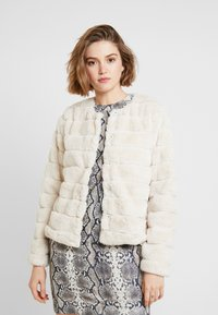 ONLY - ONLVICTORIA JACKET - Winter jacket - pumice stone - 0