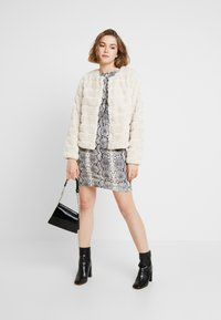 ONLY - ONLVICTORIA JACKET - Winter jacket - pumice stone - 1