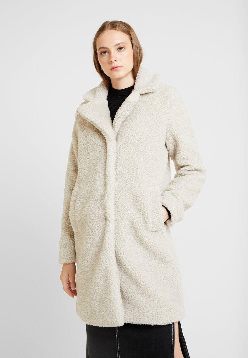 ONLY - ONLEMMA COAT  - Zimní kabát - pumice stone