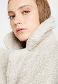 ONLY - ONLEMMA COAT  - Zimní kabát - pumice stone - 3