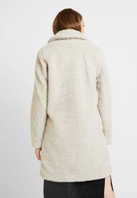 ONLY - ONLEMMA COAT  - Zimní kabát - pumice stone - 2