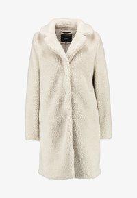 ONLY - ONLEMMA COAT  - Zimní kabát - pumice stone - 4