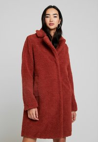 ONLY - ONLEMMA COAT  - Abrigo de invierno - arabian spice - 0