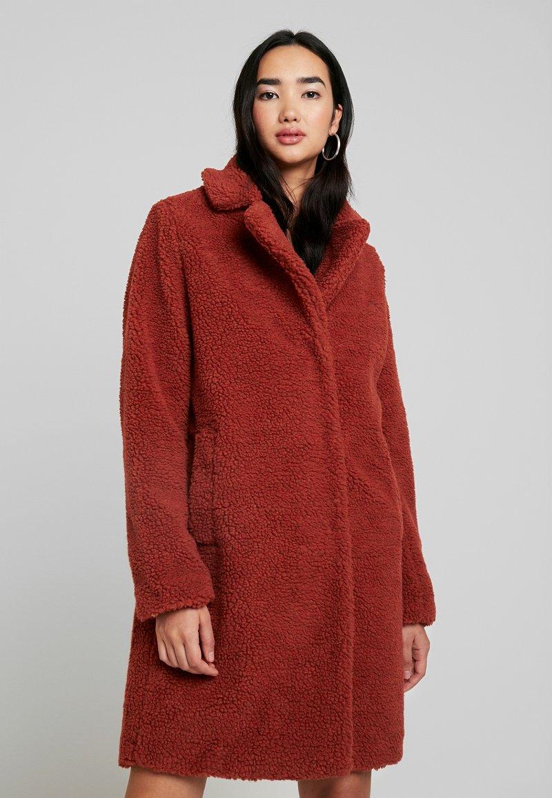 ONLY - ONLEMMA COAT  - Abrigo de invierno - arabian spice