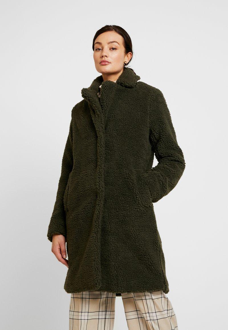 ONLY - ONLEMMA COAT  - Zimní kabát - forest night