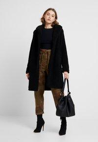 ONLY - ONLEMMA COAT  - Winter coat - black - 1