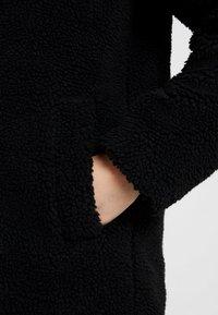 ONLY - ONLEMMA COAT  - Winter coat - black - 5
