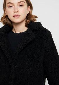 ONLY - ONLEMMA COAT  - Winter coat - black - 3