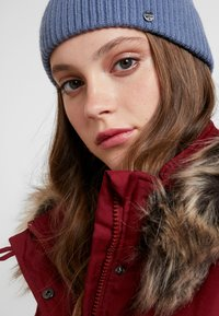 ONLY - ONLIRIS - Zimní kabát - merlot - 4