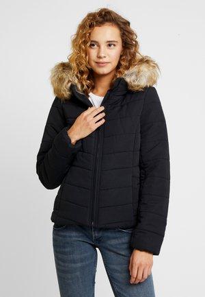 ONLMELINA PADDED JACKET - Light jacket - black