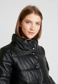 ONLY - ONLSHELA PUFFER JACKET - Zimní bunda - black - 3