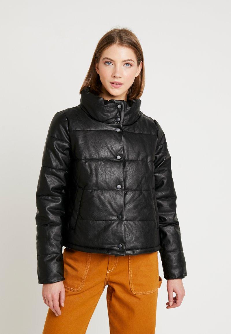 ONLY - ONLSHELA PUFFER JACKET - Zimní bunda - black