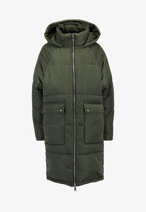 ONLGABI OVERSIZED LONG COAT - Cappotto invernale - peat