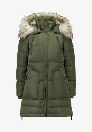 ONLRHODA WINTER COAT - Winterjas - forest night