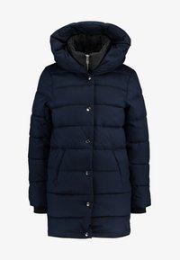 ONLY - ONLVIKKI QUILTED COAT - Zimní kabát - night sky - 4