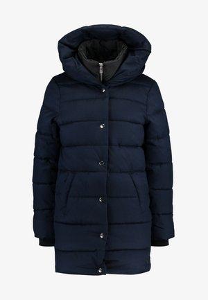 ONLVIKKI QUILTED COAT - Winter coat - night sky