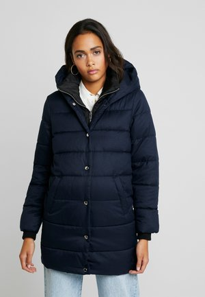 ONLVIKKI QUILTED COAT - Vinterkappa /-rock - night sky