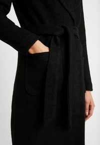 ONLY - ONLJOLIE LONG COAT - Classic coat - black - 5