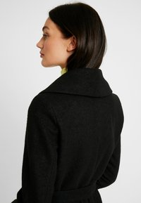 ONLY - ONLJOLIE LONG COAT - Classic coat - black - 3