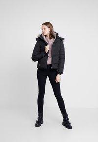 ONLY - Zimní bunda - black - 1