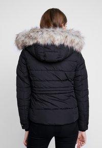 ONLY - Zimní bunda - black - 2