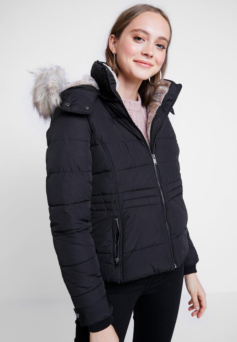 ONLY - Zimní bunda - black