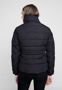 ONLY - Zimní bunda - black - 3