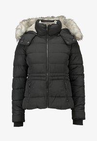 ONLY - Zimní bunda - black - 5