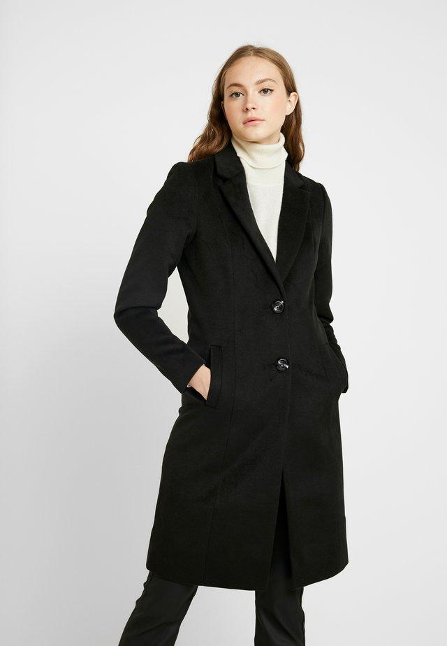 ONLROMINA COAT - Abrigo - black