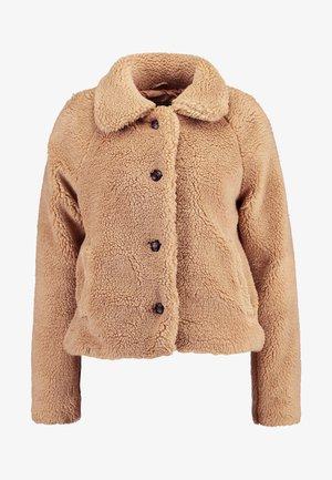 Winter jacket - cuban sand
