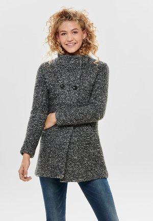 Manteau classique - dark grey melange