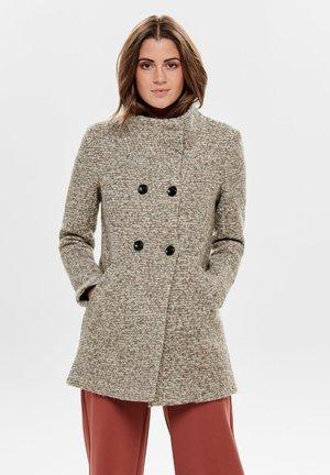 Mantel - taupe grey