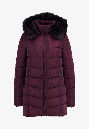 ONLMINEA QUILTED HOOD - Winterjas - port royale