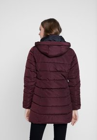 ONLY - ONLMINEA QUILTED HOOD - Talvitakki - port royale - 3