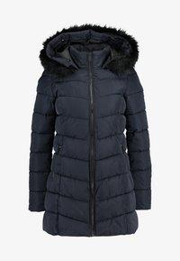 ONLY - ONLMINEA QUILTED HOOD - Zimní kabát - night sky - 5
