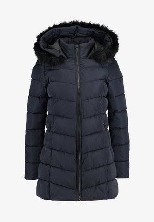ONLMINEA QUILTED HOOD - Cappotto invernale - night sky