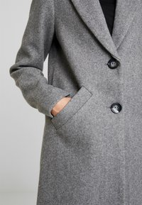 ONLY - ONLVERONICA - Płaszcz wełniany /Płaszcz klasyczny - medium grey melange - 4