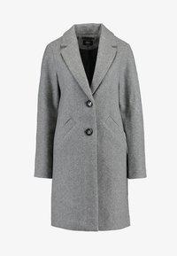 ONLY - ONLVERONICA - Płaszcz wełniany /Płaszcz klasyczny - medium grey melange - 3