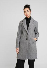ONLY - ONLVERONICA - Płaszcz wełniany /Płaszcz klasyczny - medium grey melange - 0