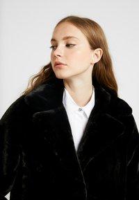 ONLY - ONLASHLEY COAT - Płaszcz zimowy - black - 3