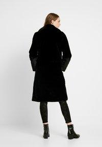 ONLY - ONLASHLEY COAT - Płaszcz zimowy - black - 2