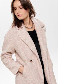 ONLY - MANTEL - Classic coat - shadow gray - 3