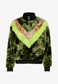 ONLY - Fleece trui - forest night - 4