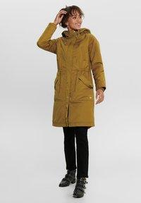 ONLY - Parka - golden brown - 1